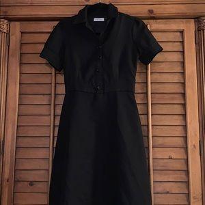 Calvin Klein Black Business Dress Size 2